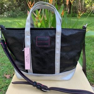 Victoria's Secret Mini Tote/Crossbody Bag NWT